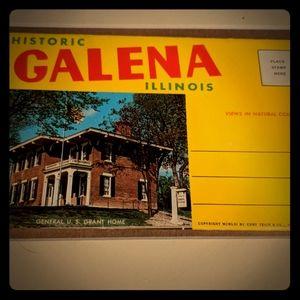 Vintage Galena Postcards